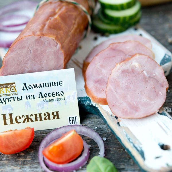 Колбаса Нежная